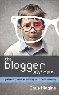 The Blogger Abides - cover